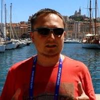 Wideoblog Serwańskiego z Marsylii: Miasto kontrastu - piękne, ale też niebezpieczne