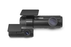 Wideorejestrator RC500S poinformuje o fotoradarze