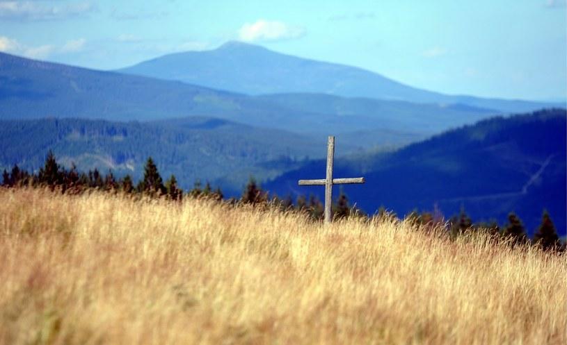 Widok na Babią Górę z Wielkiej Rycerzowej/ zdjęcie ilustracyjne /M. Lasyk /Reporter