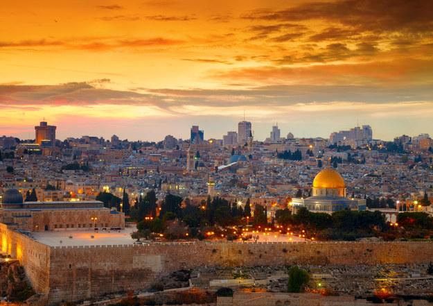 Widok na Jerozolimę /123/RF PICSEL