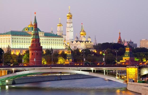 Widok na Kreml /123/RF PICSEL