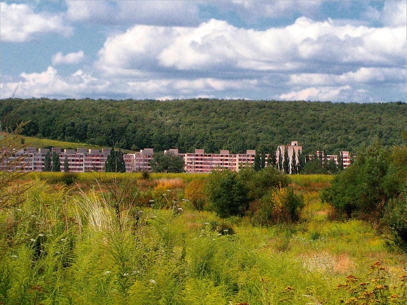 Widok na osiedle Lunik IX /Wikimedia Commons /