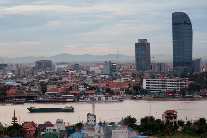 Widok na Phnom Penh, fot. James Wasserman /The New York Times Syndicate