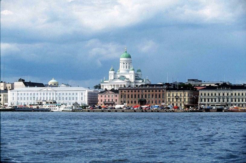 Widok na stolicę Finlandii- Helsinki /AFP