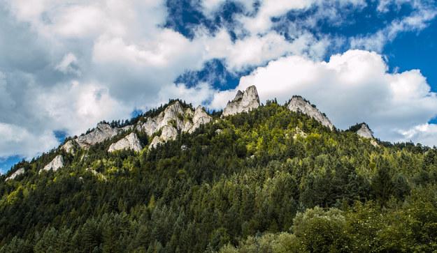 Widok na Trzy Korony w Pieninach /123/RF PICSEL