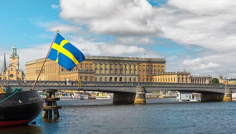 Widok na Zamek Królewski w Sztokholmie /©123RF/PICSEL