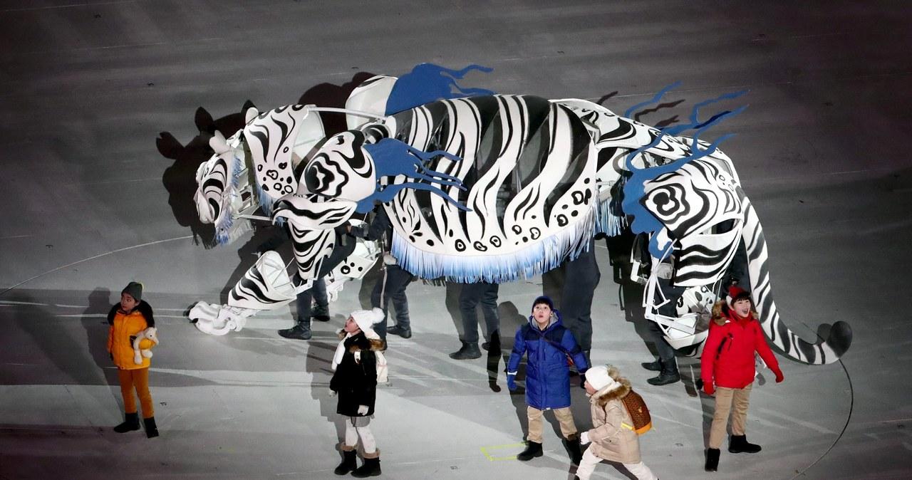 Widowiskowa ceremonia otwarcia igrzysk! Zobacz zdjęcia