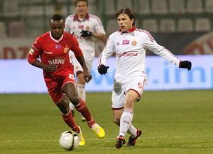 Widzew Łódź - Wisła Kraków 1-2 w 9. kolejce Ekstraklasy