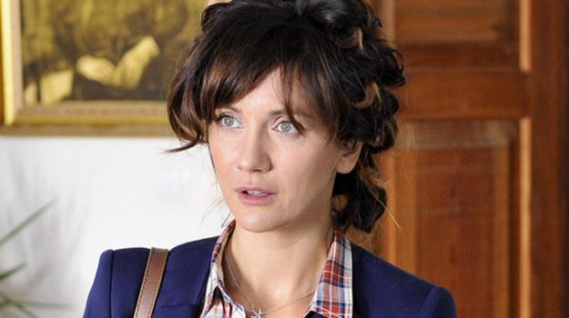 """Widzowie uwiebiają kreowaną przez aktorkę w """"Ranczo"""" Lucy / fot. Mieszko Piętka /AKPA"""