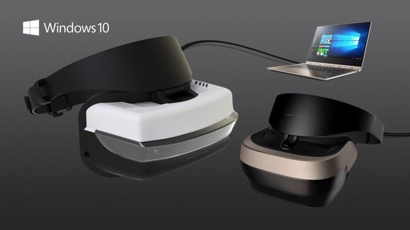 Więcej o VR w systemie Microsoft dowiemy się w grudniu /materiały prasowe