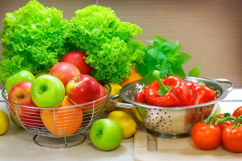 Więcej warzyw i owoców! /123RF/PICSEL