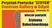 """Wieczór poetycki Babuchowskiego w gdyńskim """"Strychu"""""""