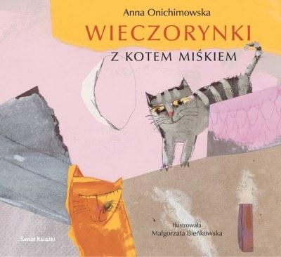 Wieczorynki z kotem Miśkiem /materiały prasowe