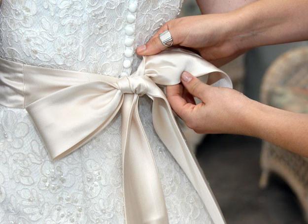 Wiedziałam, że teraz mój ślub będzie naprawdę niezwykły /©123RF/PICSEL