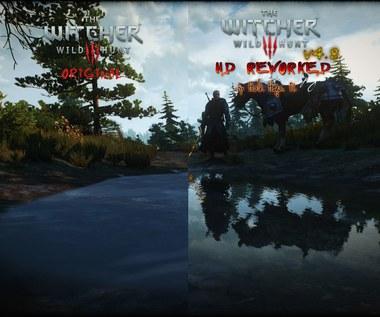 Wiedźmin 3: Dziki Gon otrzymał kolejną wersję moda poprawiającego grafikę