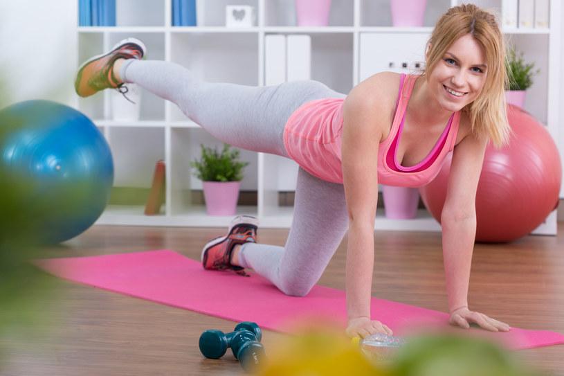 Większość ludzi, którzy nie ćwiczą z samego rana, nie ćwiczy w ogóle /©123RF/PICSEL