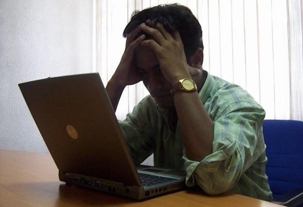 Większość ofiar cyberprzestępców wini za atak samych siebie i swoją nieostrożnośćFot Rajesh Sundaram /stock.xchng