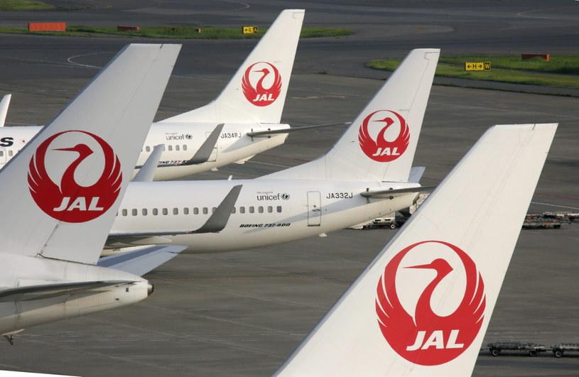 Wiele japońskich linii lotniczych odwołało połączenia z lotnisk w regionach, do których dotrze tajfun /KIMIMASA MAYAMA /PAP/EPA