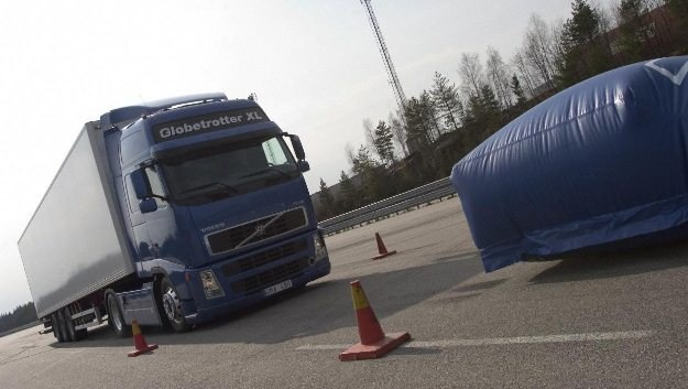 Wiele nowych wymogów dotyczy ciężarówek /