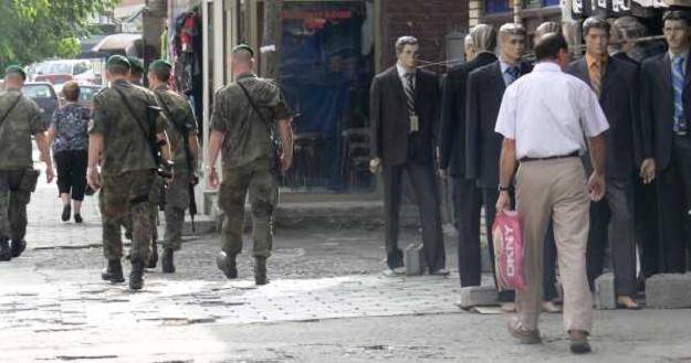 Wiele państw na Bałkanach rzymają w kupie wyłącznie obce wojska. I to się nie zmieni/Z. Szczerek /INTERIA.PL