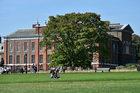 Wielka Brytania: Samopodpalenie przed pałacem Kensington