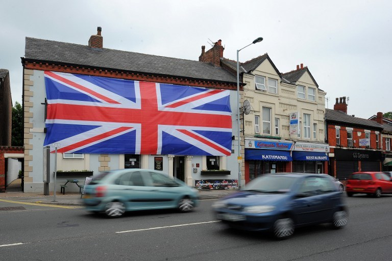 Wielka Brytania /AFP