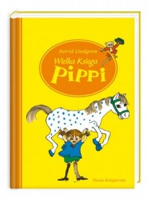 """""""Wielka Księga Pippi"""" /materiały prasowe"""