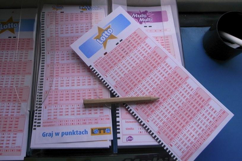 Wielka kumulacja w Lotto /ANDRZEJ ZBRANIECKI /East News