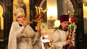 Wielkanoc prawosławnych i wiernych innych obrządków wschodnich