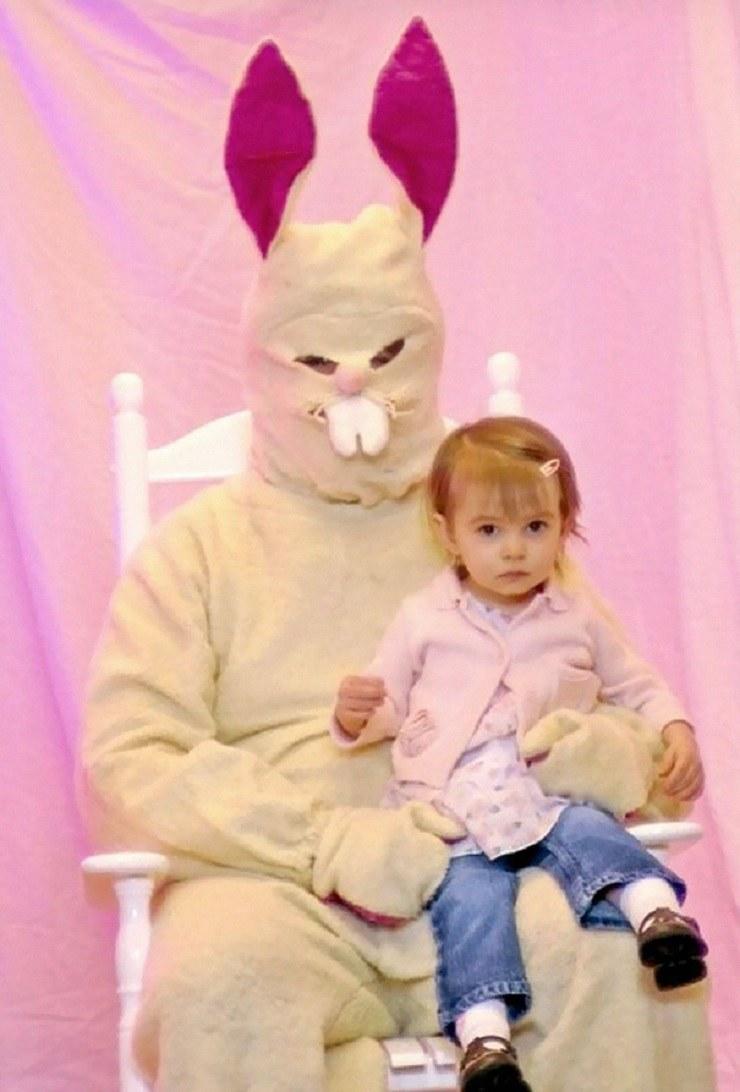 Wielkanocny króliczek /BoredPanda