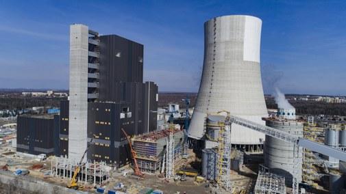 Wielki blok energetyczny w Jaworznie zdał ważny test