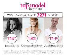 Wielki finał konkursu Top Model Internetu