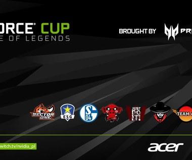 Wielki finał turnieju GeForce Cup już w najbliższy weekend