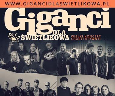 Wielki koncert charytatywny Giganci dla Świetlikowa w Spodku 23 marca 2018