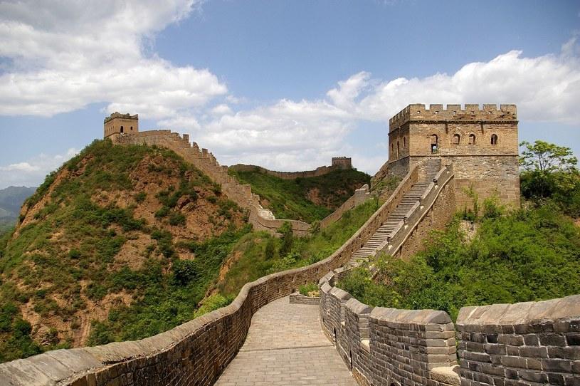 Wielki Mur Chiński /materiały prasowe