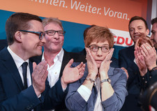 Wielki sukces partii Merkel. Bezsprzeczne zwycięstwo