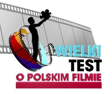 Wielki Test Wiedzy o Polskim Filmie 2015