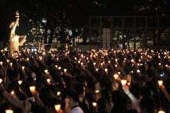 Wielkie czuwanie w rocznicę masakry na placu Tiananmen