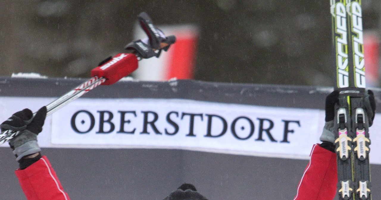 Wielkie zwycięstwo Kowalczyk, Polka bezkonkurencyjna w Oberstdorfie