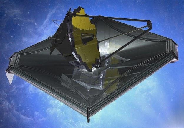Wielkimi krokami zbliża się pocżątek misji Kosmicznego Teleskopu Jamesa Webba /materiały prasowe