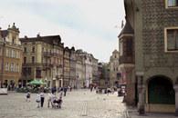Wielkopolskie województwo, Rynek w Poznaniu /Encyklopedia Internautica