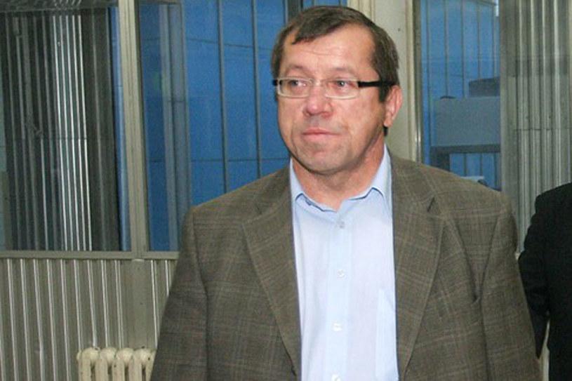 - Wierzę, że myślenie pozytywne jest skuteczne w chorobie - mówi Mirosław Ząbek /Stefan Maszewski /Reporter