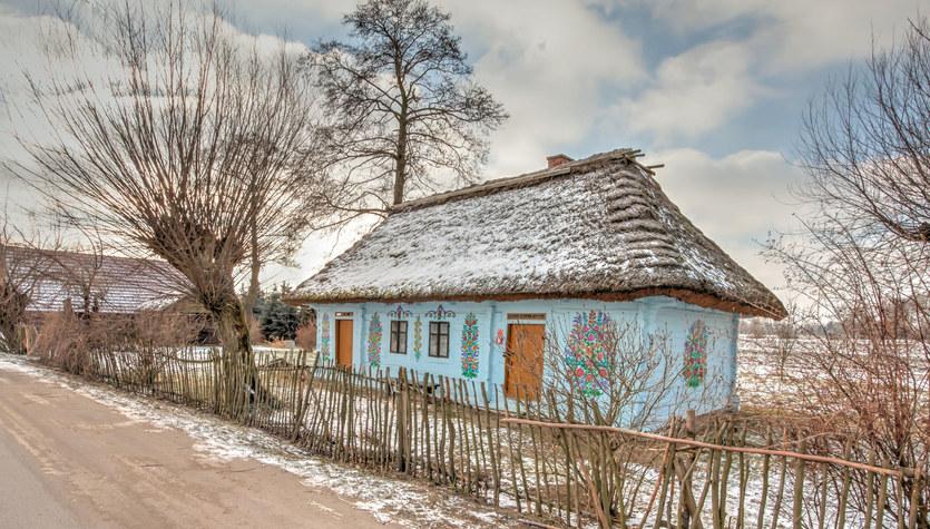 Wieś pędzlem malowana: Zalipie