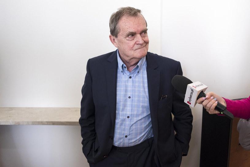 Wiesław Johann /Andrzej Hulimka  /Reporter