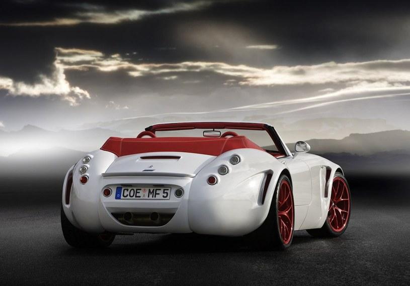 Wiesmann GT MF5 Roadster /