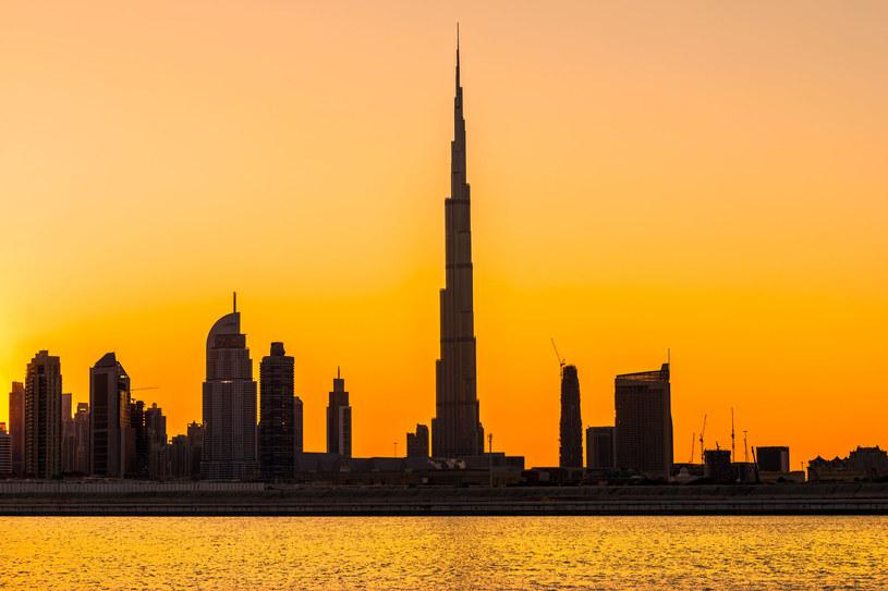 Wieża Burdż Chalifa /123RF/PICSEL