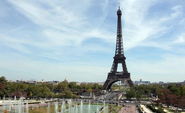 """Wieża Eiffla w kolorach uczestników turnieju Euro 2016. """"Czegoś takiego jeszcze nie było"""""""