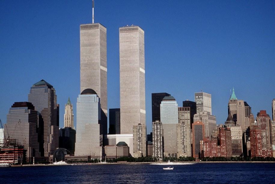 Wieże WTC /PAP/DPA/Jerzy Dabrowski  /PAP/EPA