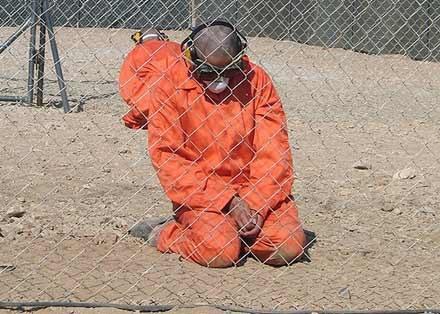 Więzień Guantanamo, zdj. ilustracyjne /