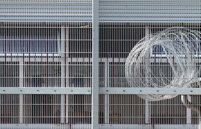 Więzienie, do którego trafił działacz /PAP/EPA/KARL-JOSEF HILDENBRAND /PAP/EPA